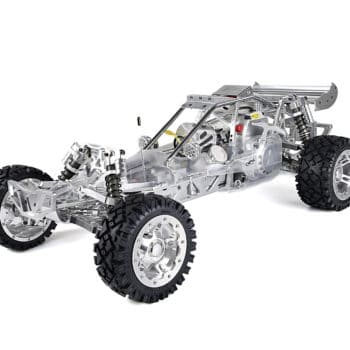 Ruofan Rofun Baja360SS high-end all-metal 1/5 petrol remote control off-road vehicle model