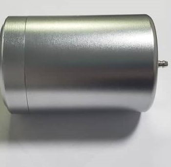 Silver Fuel Tank For For Full Metal Combustion Hit & Miss Gas Blue Engine