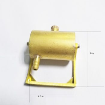 Fuel Tank Brass For Engine Et1+Et2+Et3+Et4+Et5 Including 15cm Tubing