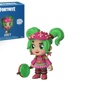 5 Star Vinyl Figures - Fortnite - S01a - Zoey