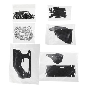 FJ915 FIJON Carbon Fiber Pieces Parts Suitable For Kyosho Honda NSR 500 Electric