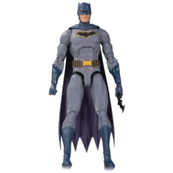 "DC Essentials Batman Action Figure 7.04"" Tall"