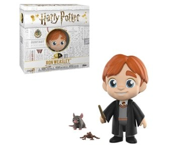 Funko 5 Star: Harry Potter - Ron Weasley, Multicolor
