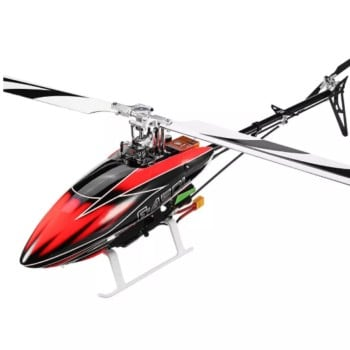 JCZK ASSAULT 450L DFC 6CH 3D Flybarless RC Helicopter With Transmitter RTF