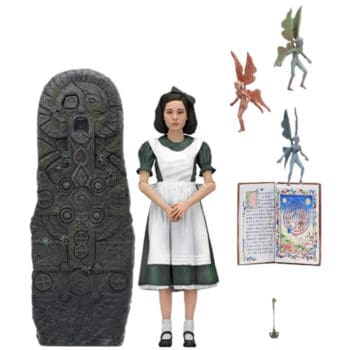 "Guillermo Del Toro Signature Collection Pan's Labyrinth 7"" Scale Action Figure – Ofelia - NECA"