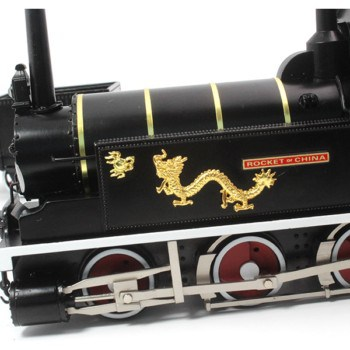 New Model Power Age 1:32 Long Locomotive Railway Model Collection of Long Steam Locomotive