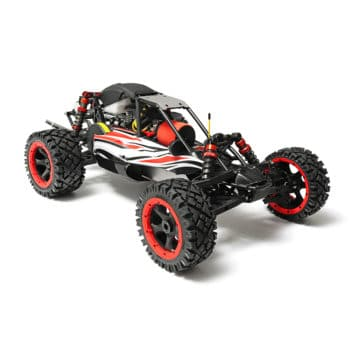 Rovan Q-Baja Rc Car 1/5 RWD 29CC Gas 2 Stroke Engine Buggy With Symmetrical Steering Toys No Battery