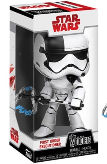 Wobblers Figure First Order Executioner Star Wars: The Last Jedi