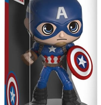 Wobblers Figure Captain America - Captain America 3 Movie Civil War-2