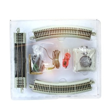 Set Simulation metal nickel alloy nickel alloy plate track set train track model