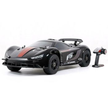 Rovan ROFUN F5 1/5 2.4G 4WD 90km/h Drift Rc Car 36cc Gasoline Engine On-road Fla Black