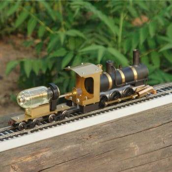 Steam Train Model Track beauty DPX-1.0 Locomotive Drive HO Proportion Live