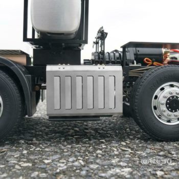 LESU RC 1/14 Benz 3363 8*8 Metal Heavy-Duty Chassis Tractor Truck Model Servo