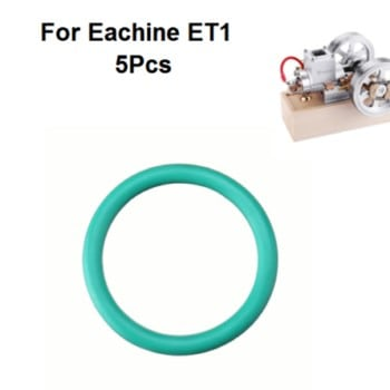 Eachine ET1 5Pcs Rubber Piston Fluorogel Rubber Rings 22mm*1mm O Ring Parts for