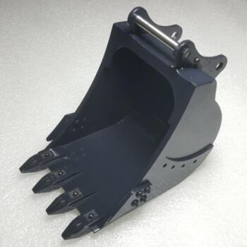 Hydraulic excavator model small bucket For Excavator Toys