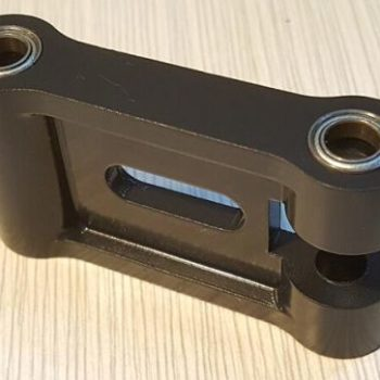 Shifter For Hydraulic Excavator Metal