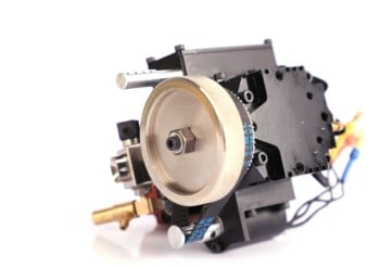 Water Cooled 4 Stroke RC Engine Toyan Four Stroke Methanol Model Engine - FS-S100(W)