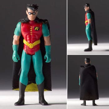 "Batman The Animated Series 12"" Vintage Jumbo Figures - Robin"