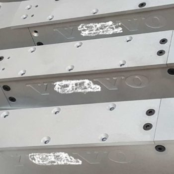 CNC Metal Size Arm For Hydraulic Excavator Metal