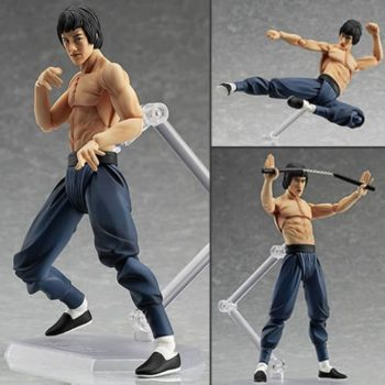 Bruce Lee Figma Figures - action star - martial artist