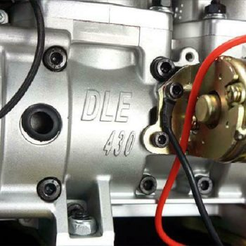 DLE430 430CC Gasoline / Petrol Engine for Paramotor / Delta wing Airpla