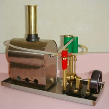 Small Steam Engine Model Engine Miniature Birthday Gift Can Be Customized