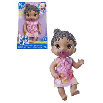 Baby Alive Dolls - Baby Lil Sounds (African American)