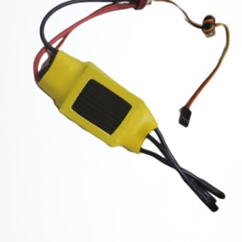 New Model Esc Speed Yollow Controller For Excavator Toys High Quality
