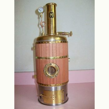 New Model 11b Steam Engine Model Boiler All Copper Boiler Steam Engine Available