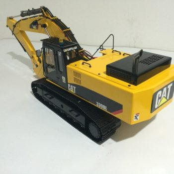2019 New Rtr Improved 1/12 Remote Hydraulic Excavator Children's Birthday gift