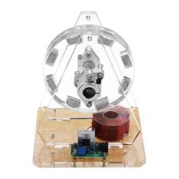 Uploaded ToSTARK-35 Bedini Motor Brushless Motor Model Pseudo Perpetual Motion Disc Motor