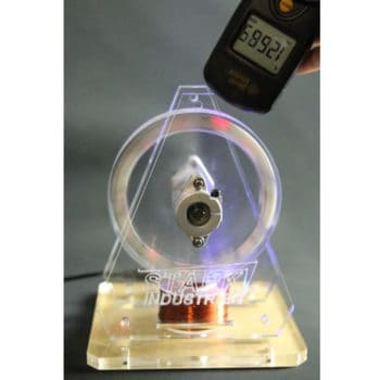 Bedini motor Brushless motor model DIY Pseudo perpetual motion Disc machine 24V