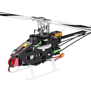 RC Helicopter JCZK 450L DFC 6CH 2.4G 9CH3D RTF Brushless Aerodynamic Flybarless