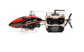 Smart RC Helicopter 450L Flybarless