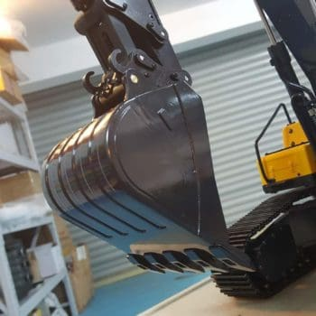 New Model Hydraulic Excavator Big Bucket For Excavator Toys