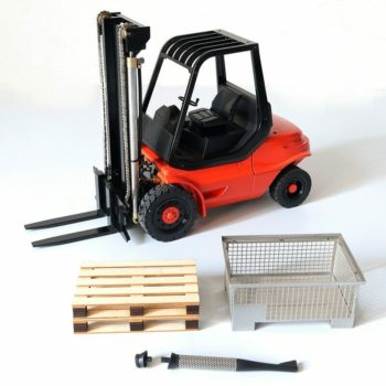 Forklift Model GN-121 Proportional Compatible Remote Control Hydraulic 1/14 Gift