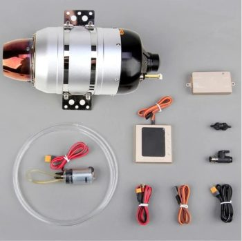Swiwin SW60B 6kg Jet Engine Thrust Turbine Engine for Large Model Airplane Car Motorcycle