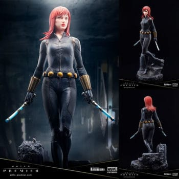 ArtFX Premier 1-10 Scale Statues - Marvel - Black Widow 1