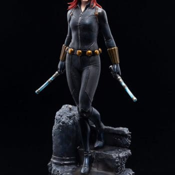 ArtFX Premier 1-10 Scale Statues - Marvel - Black Widow 2