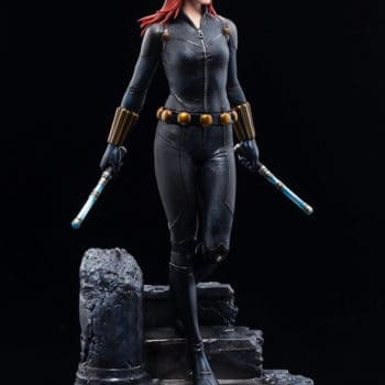 ArtFX Premier 1-10 Scale Statues - Marvel - Black Widow 3