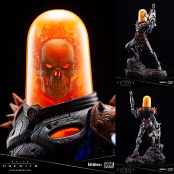 ArtFX Premier 1-10 Scale Statues - Marvel - Ghost Rider 1