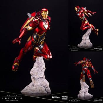 ArtFX Premier 1-10 Scale Statues - Marvel - Iron Man 1