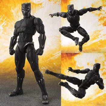 Black Panther And Effect Rock 1