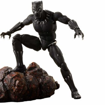 Black Panther And Effect Rock 4