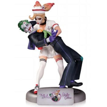 DC Comics Bombshells Statues - Joker And Harley 1