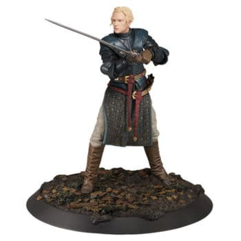 Game of Thrones Statues - Brienne of Tarth 1