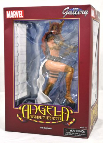 Marvel PVC Gallery Statues - Comics - Angela 4
