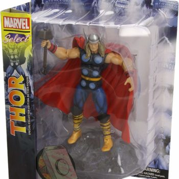 Marvel Select Figure - Classic Thor 2