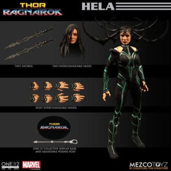 Thor 3 Ragnarok Movie - Hela 1