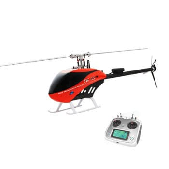 RTF RC Helicopter ready to fly 6CH FBL 3D GPS Altitude Hold One-key Return NEW